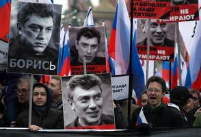 Poland Senate speaker says Russia denies him entry for Nemtsov funeral