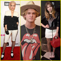 rita ora parties with zac efron, cody simpson, & more at 'nylon' cover bash